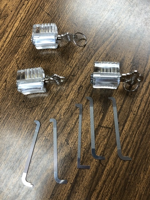 Locks and Tension Tools